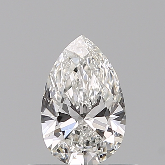0.40 Carat Pear Loose Diamond, G, VS1, Ideal, GIA Certified