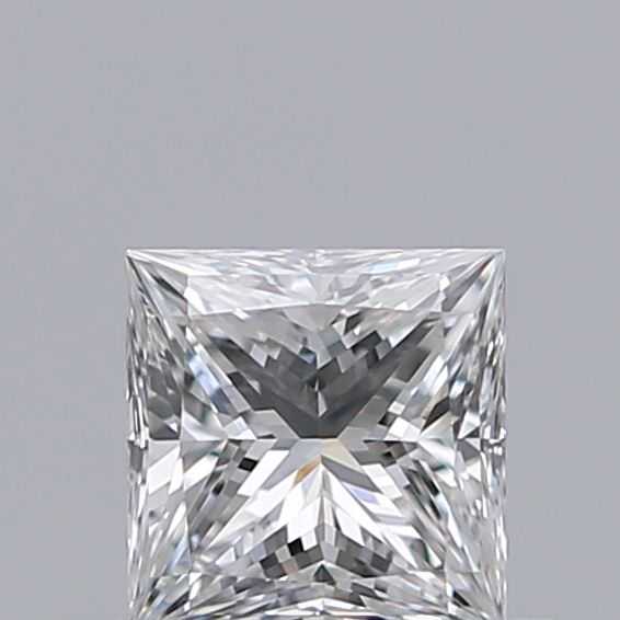 0.31 Carat Princess Loose Diamond, F, VVS2, Ideal, GIA Certified
