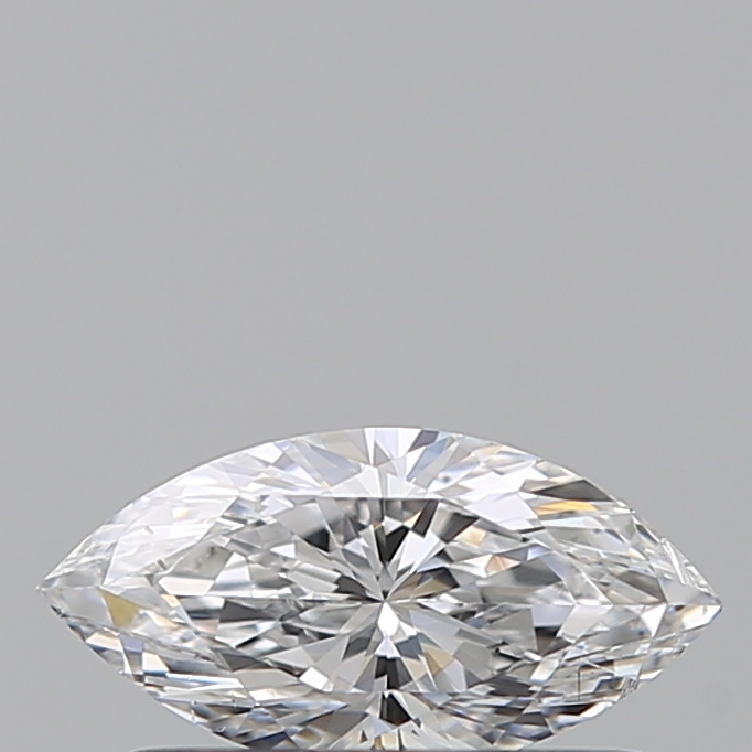 0.34 Carat Marquise Loose Diamond, D, SI1, Ideal, GIA Certified