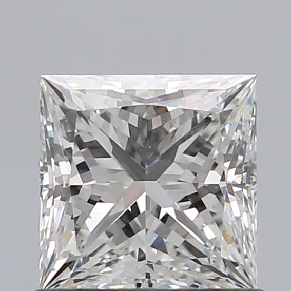 0.72 Carat Princess Loose Diamond, G, VS1, Super Ideal, GIA Certified