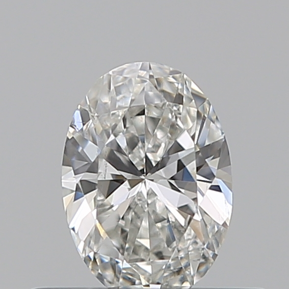 0.31 Carat Oval Loose Diamond, F, SI1, Excellent, GIA Certified