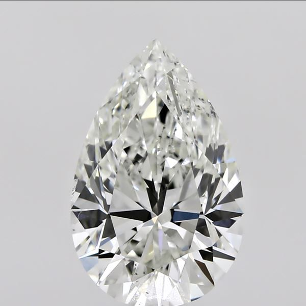 1.00 Carat Pear Loose Diamond, I, SI1, Excellent, GIA Certified