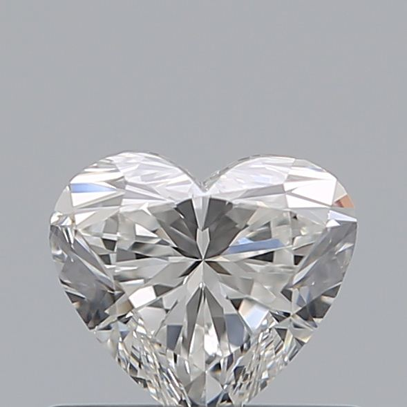 0.51 Carat Heart Loose Diamond, G, SI1, Super Ideal, GIA Certified