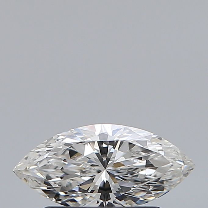 0.50 Carat Marquise Loose Diamond, G, VS2, Ideal, GIA Certified