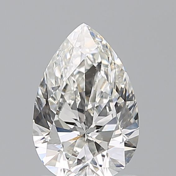 1.01 Carat Pear Loose Diamond, H, SI1, Ideal, GIA Certified