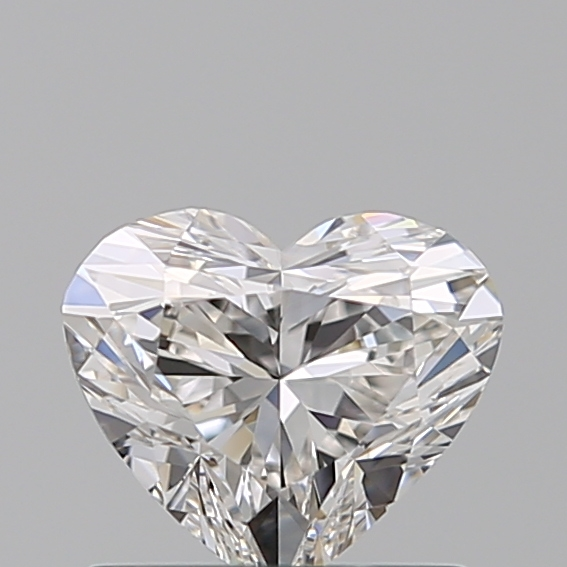 0.70 Carat Heart Loose Diamond, G, VS2, Super Ideal, GIA Certified