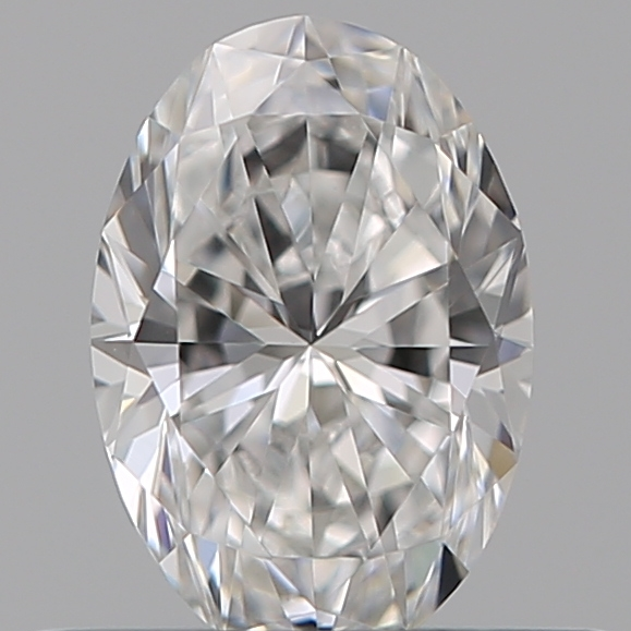 0.40 Carat Oval Loose Diamond, E, VS1, Ideal, GIA Certified