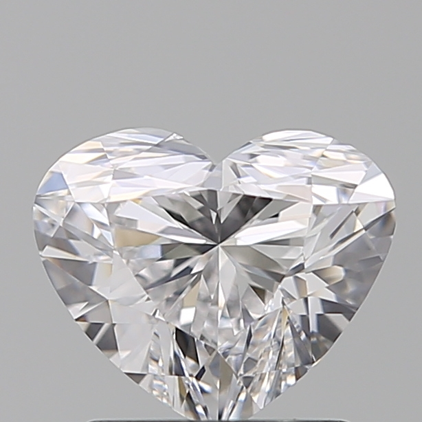 1.16 Carat Heart Loose Diamond, D, IF, Super Ideal, GIA Certified