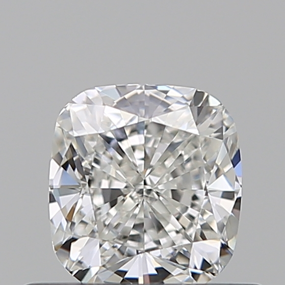 0.50 Carat Cushion Loose Diamond, G, VVS2, Ideal, GIA Certified