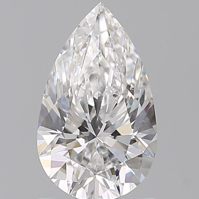 1.03 Carat Pear Loose Diamond, E, SI1, Super Ideal, GIA Certified