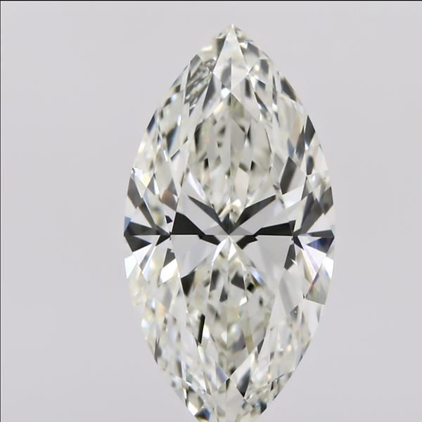 0.81 Carat Marquise Loose Diamond, K, VVS1, Super Ideal, GIA Certified