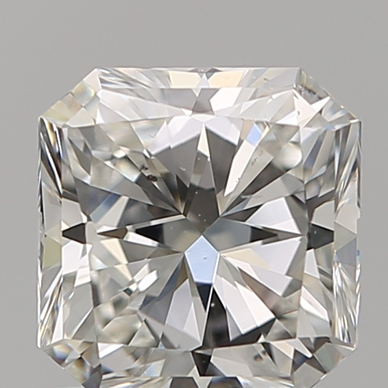 1.00 Carat Radiant Loose Diamond, G, SI1, Super Ideal, GIA Certified