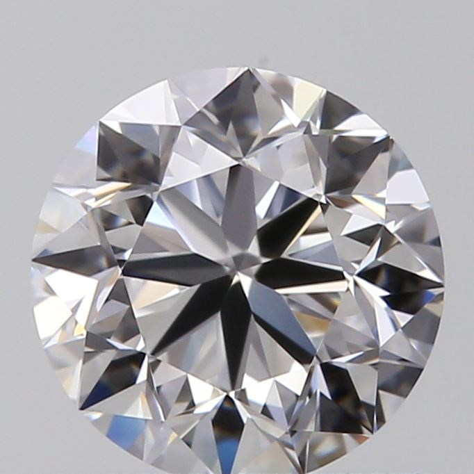 0.71 Carat Round Loose Diamond, D, IF, Excellent, GIA Certified