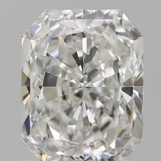1.01 Carat Radiant Loose Diamond, G, SI1, Ideal, GIA Certified