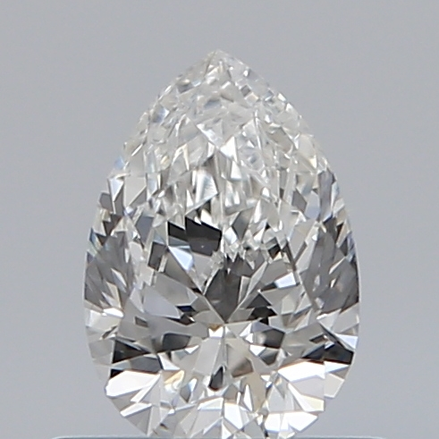 0.51 Carat Pear Loose Diamond, G, VS1, Excellent, GIA Certified
