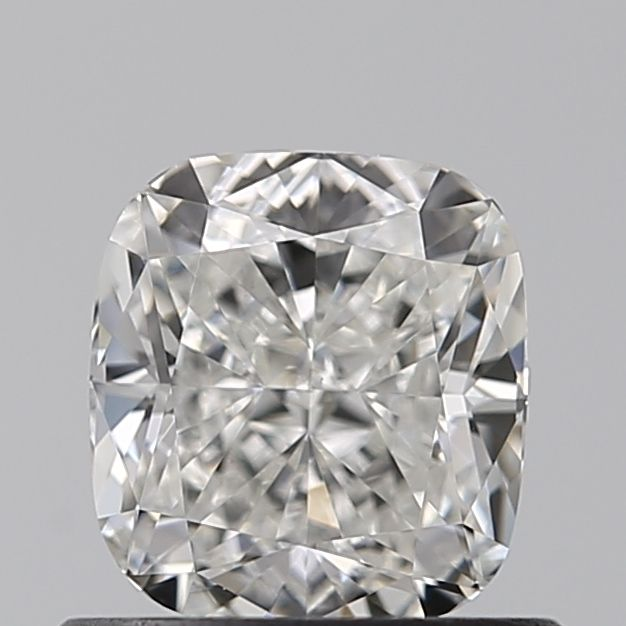 0.72 Carat Cushion Loose Diamond, H, VS1, Super Ideal, GIA Certified