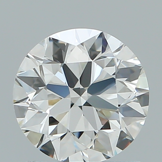 1.00 Carat Round Loose Diamond, I, VVS1, Super Ideal, GIA Certified | Thumbnail