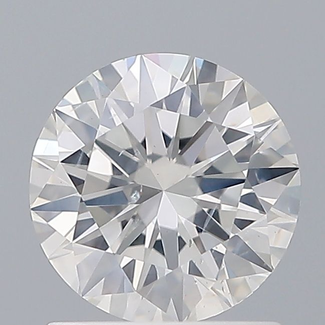 1.02 Carat Round Loose Diamond, F, SI2, Excellent, GIA Certified