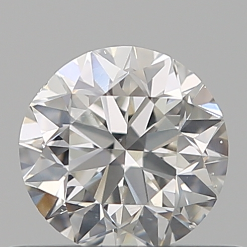 0.46 Carat Round Loose Diamond, G, VS2, Very Good, GIA Certified