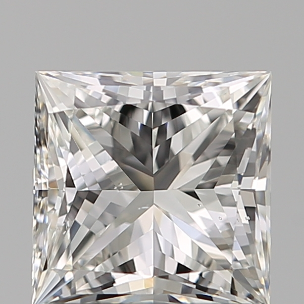 1.08 Carat Princess Loose Diamond, G, VS2, Ideal, GIA Certified
