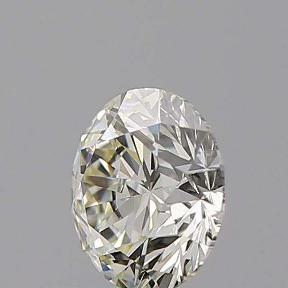 0.55 Carat Round Loose Diamond, L, VVS1, Super Ideal, GIA Certified