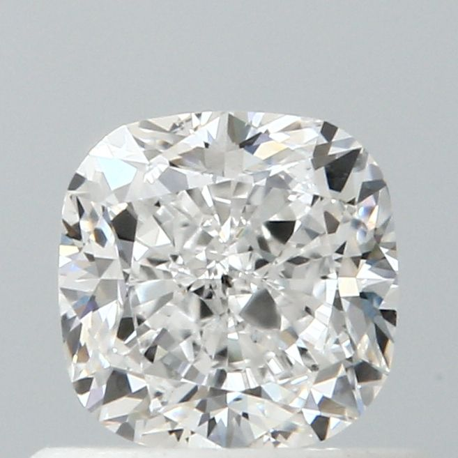 0.70 Carat Cushion Loose Diamond, E, SI1, Excellent, GIA Certified