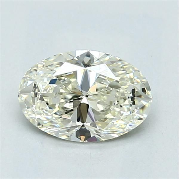1.03 Carat Oval Loose Diamond, M, VVS2, Super Ideal, GIA Certified | Thumbnail