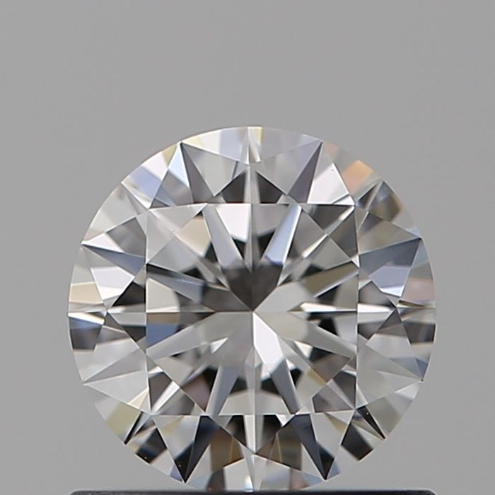 0.60 Carat Round Loose Diamond, E, IF, Excellent, GIA Certified
