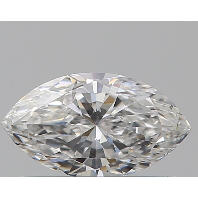 0.30 Carat Marquise Loose Diamond, E, SI2, Super Ideal, GIA Certified