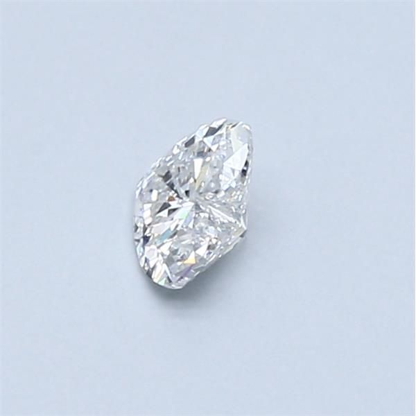 0.30 Carat Heart Loose Diamond, F, VVS2, Ideal, GIA Certified