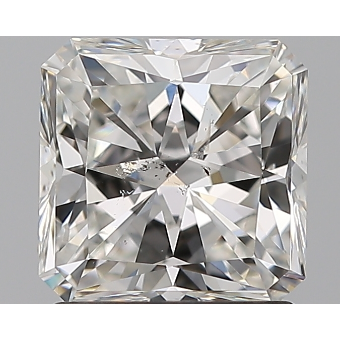 1.22 Carat Radiant Loose Diamond, F, SI2, Super Ideal, GIA Certified
