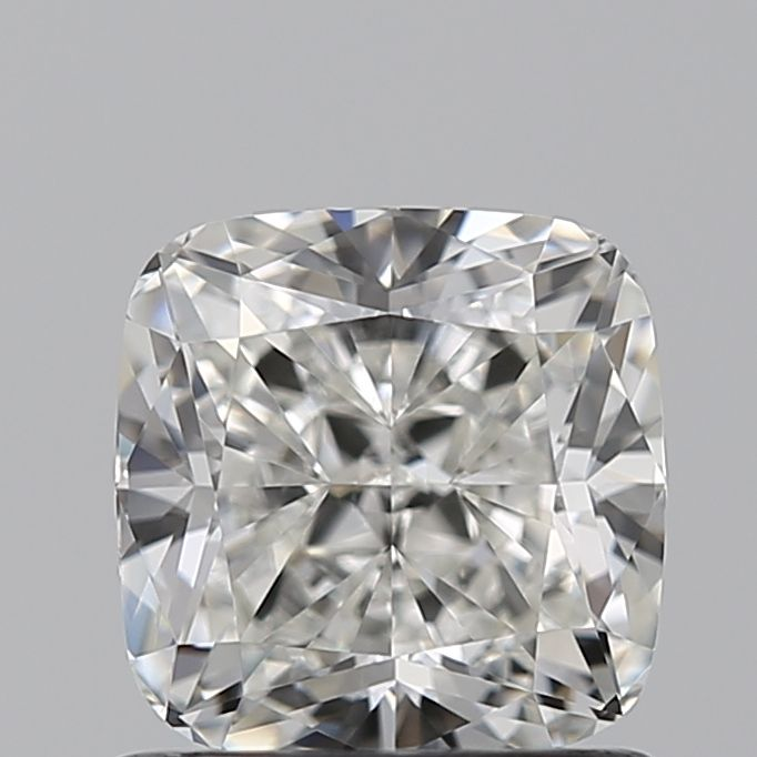 1.02 Carat Cushion Loose Diamond, I, VVS1, Ideal, GIA Certified | Thumbnail