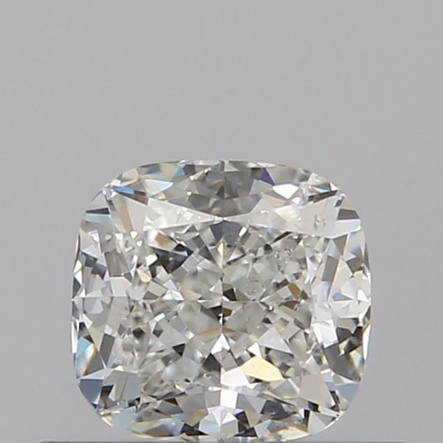 0.44 Carat Cushion Loose Diamond, F, SI1, Super Ideal, GIA Certified