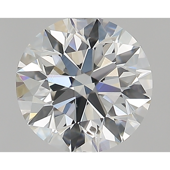0.82 Carat Round Loose Diamond, G, SI1, Super Ideal, GIA Certified