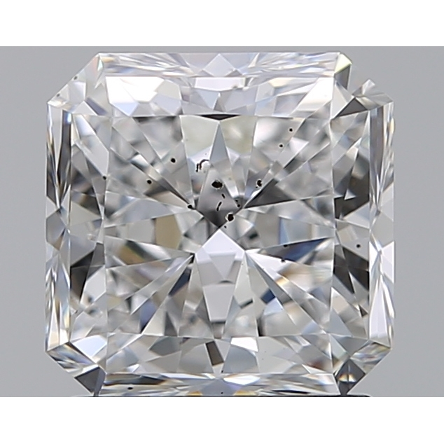 1.52 Carat Radiant Loose Diamond, D, SI1, Super Ideal, GIA Certified | Thumbnail
