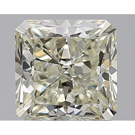 1.21 Carat Radiant Loose Diamond, M, VS2, Super Ideal, GIA Certified
