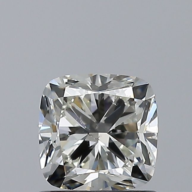 1.01 Carat Cushion Loose Diamond, K, SI2, Excellent, GIA Certified