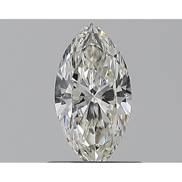 0.51 Carat Marquise Loose Diamond, I, SI1, Super Ideal, GIA Certified