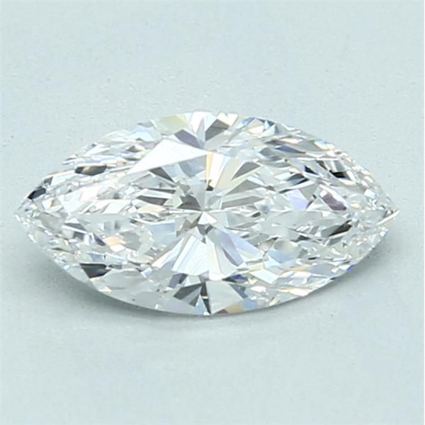 0.91 Carat Marquise Loose Diamond, D, VS2, Super Ideal, GIA Certified