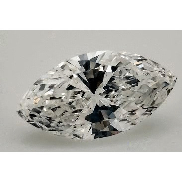 3.52 Carat Marquise Loose Diamond, G, SI1, Excellent, GIA Certified