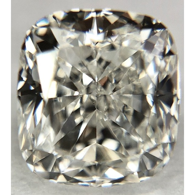 1.72 Carat Cushion Loose Diamond, I, SI1, Excellent, GIA Certified