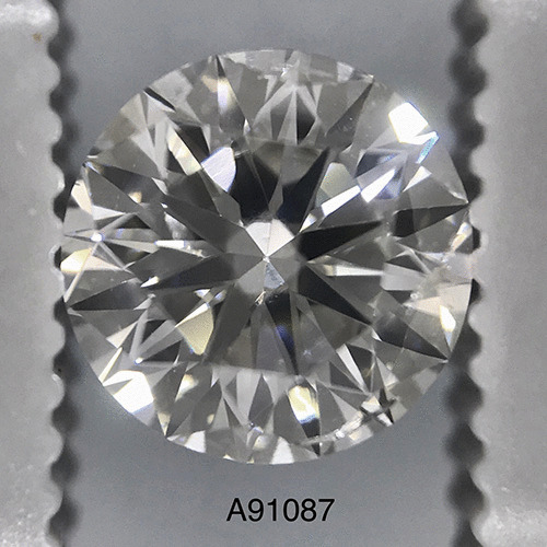 1.74 Carat Round Loose Diamond, I, SI2, Excellent, GIA Certified