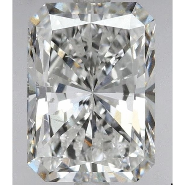 1.20 Carat Radiant Loose Diamond, E, SI2, Super Ideal, GIA Certified | Thumbnail