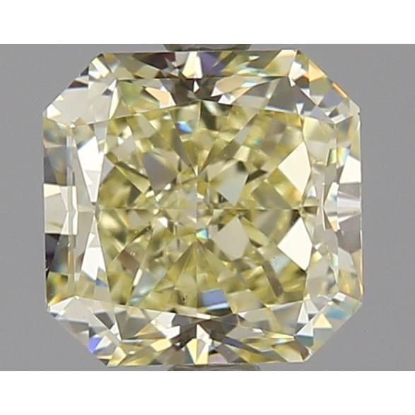 1.36 Carat Radiant Loose Diamond, W-X, VS1, Ideal, GIA Certified | Thumbnail