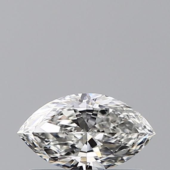 0.31 Carat Marquise Loose Diamond, H, VS2, Ideal, GIA Certified