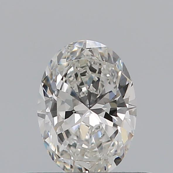 0.33 Carat Oval Loose Diamond, F, VS1, Excellent, GIA Certified