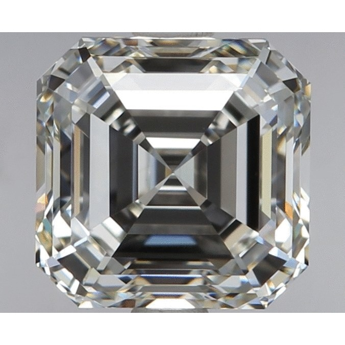1.50 Carat Asscher Loose Diamond, I, VS1, Super Ideal, GIA Certified