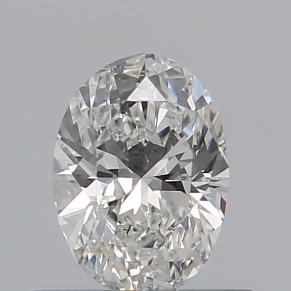 0.40 Carat Oval Loose Diamond, G, VS1, Excellent, GIA Certified
