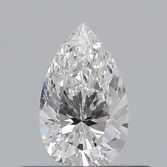 0.30 Carat Pear Loose Diamond, F, VS1, Excellent, GIA Certified