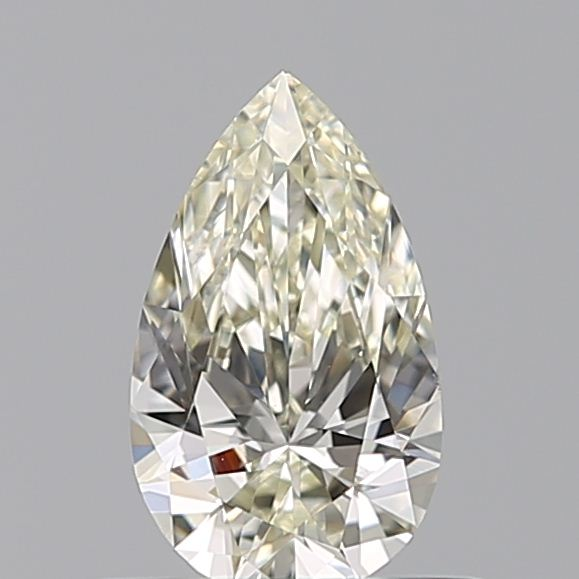 0.40 Carat Pear Loose Diamond, M, VS2, Excellent, GIA Certified